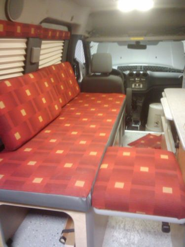 Micro Camper Transit Connect Nv200 Conversion Package On Your Vehicle