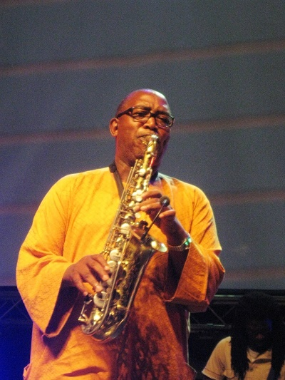 """Catch Sipho """"Hotstix"""" Mabuse paying tribute to the late Zim Ngqawane, on Bassline at 11.30p.m - 12.30a.m on 24/08/13. Tickets for this stage are R350. Follow this link to book yours now www.joyofjazz.co.za/"""