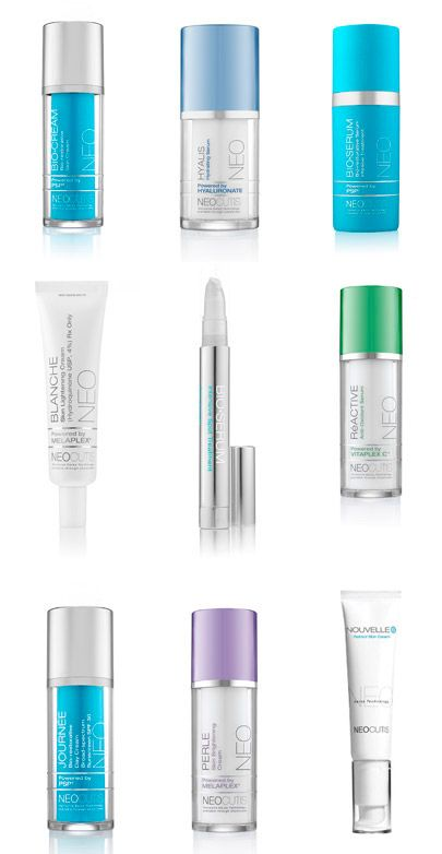 Spa Skin Care Products