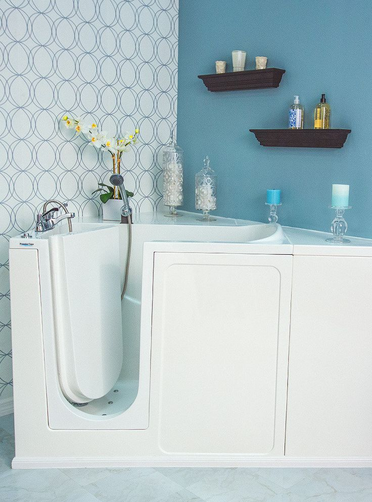 As Our Most Popular Model, The Sanctuary Is The Ideal Replacement For Your  Conventional Bathtub
