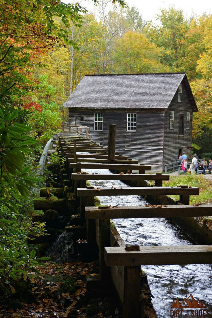 Mingus Mill || Great Smoky Mountains National Park || Dirt In My Shoes