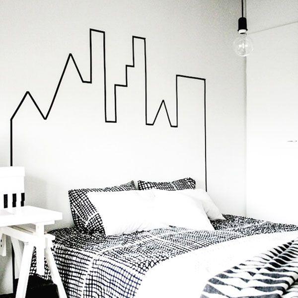 Wanddecoratie.