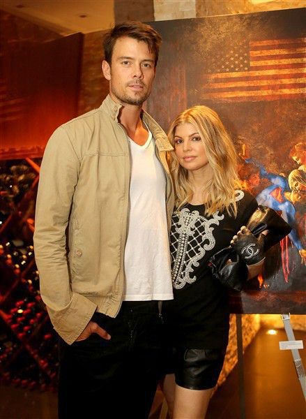 Congrats! Josh Duhamel and Fergie confirm that they're expecting their first child together <3 See more celebs on Wonderwall: http://on-msn.com/UzH2Qa