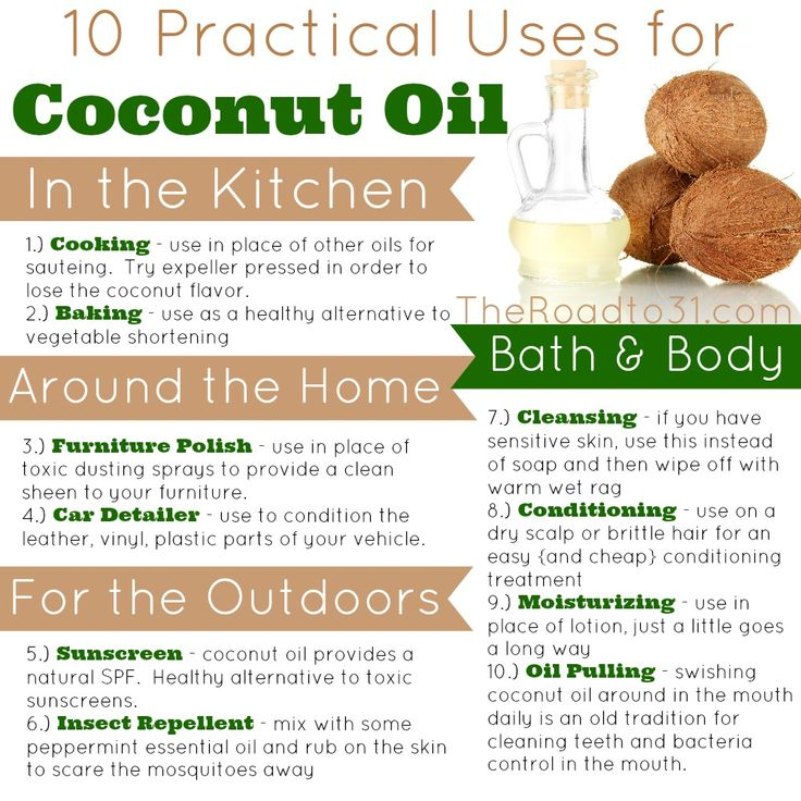 10 Practical uses for Coconut Oil  Tropical Traditions Gold Label Virgin Coconut Oil GIVEAWAY - Enter for your chance to WIN 32 oz FREE Coconut Oil from Tropical Traditions!