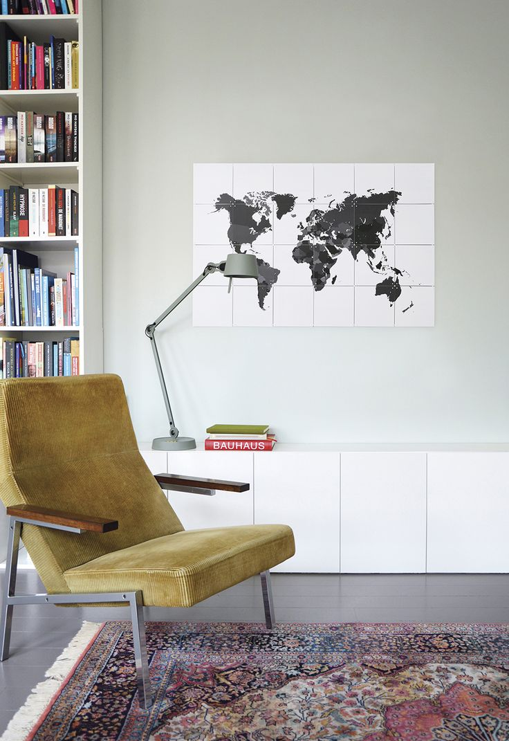 'Kunst in Kaart' stands for turning your favourite memories into beautiful print. Will you choose the city where you fell in love, where your children were born or the place where you had the most wonderful travel experience? With the 'Kunst in Kaart'-world maps you never will forget these memories. Get inspired and IXXI your world!