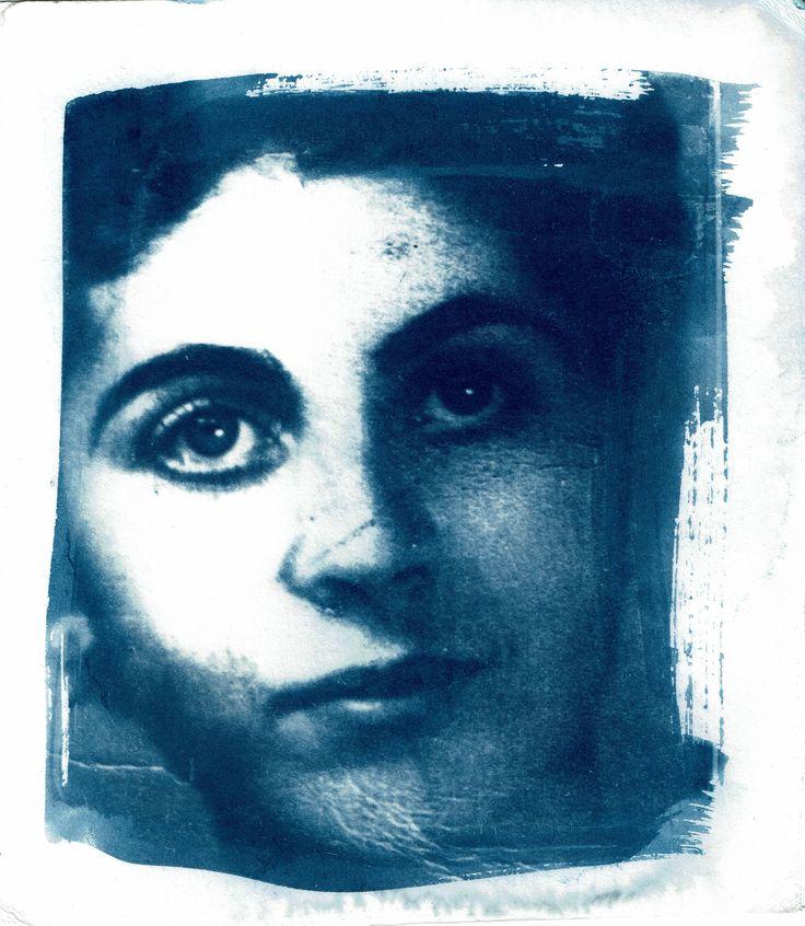 Cianotipia-Retrato