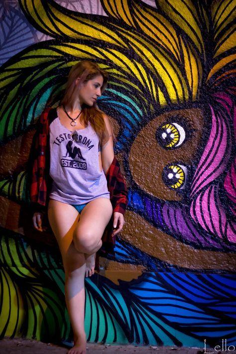Testosterona Girl: Amanda Reznor