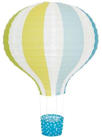 Jabadabado Lampa Luftballong, Blå