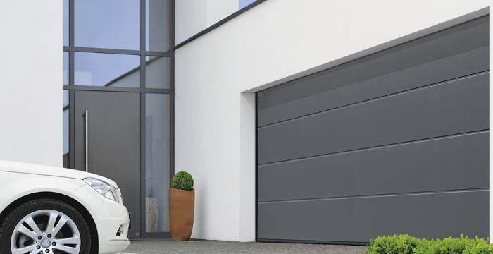Vorschau Garagen-Sectionaltore                                                                                                                                                                                 Mehr