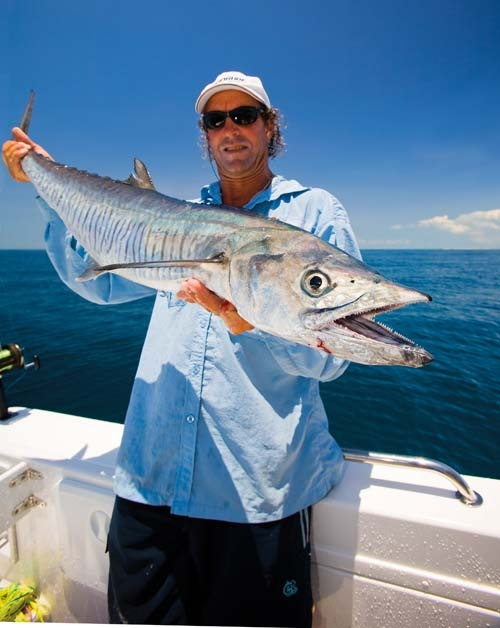 Remote Groote Eylandt is a stunning place to visit and it offers some of the country's best fishing.