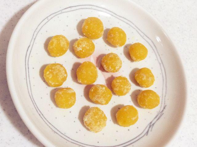 ころころかぼちゃ〜離乳食後期〜 by KaaoRuu [クックパッド] 簡単おいしいみんなのレシピが223万品