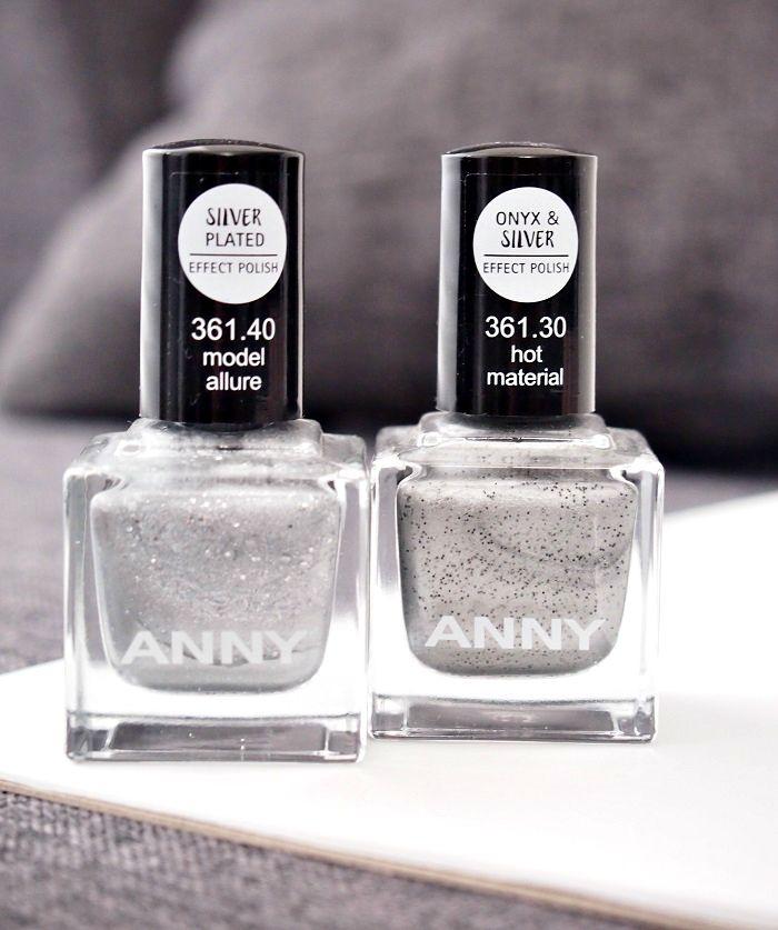 Anny Silver Effect Polish