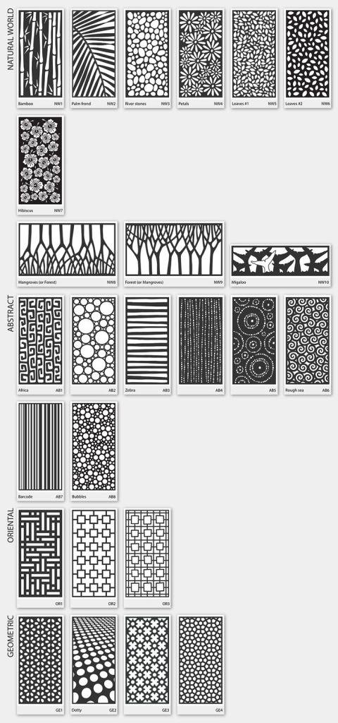 laser cut panels                                                       …