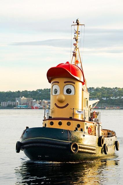 Theodore Too Tugboat, Halifax, Nova Scotia