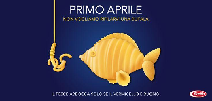 Primo Aprile! #Barilla