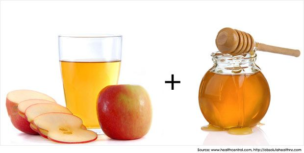 Natural Remedies for Apple Cider Vinegar And Honey