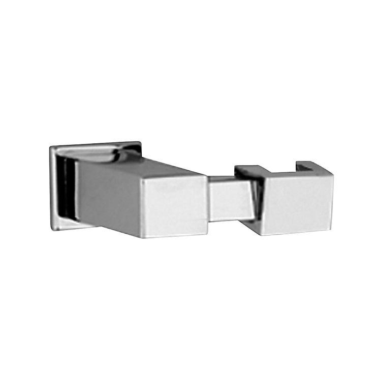 Supporto a parete snodato per doccia o doccino design quadrato Paffoni