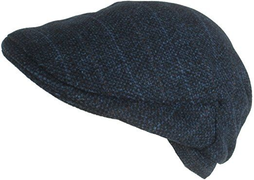 Cappello Wool Blend Plaid Winter Ivy Scally Cap Classic Driver Hat Review ee01a1b24743