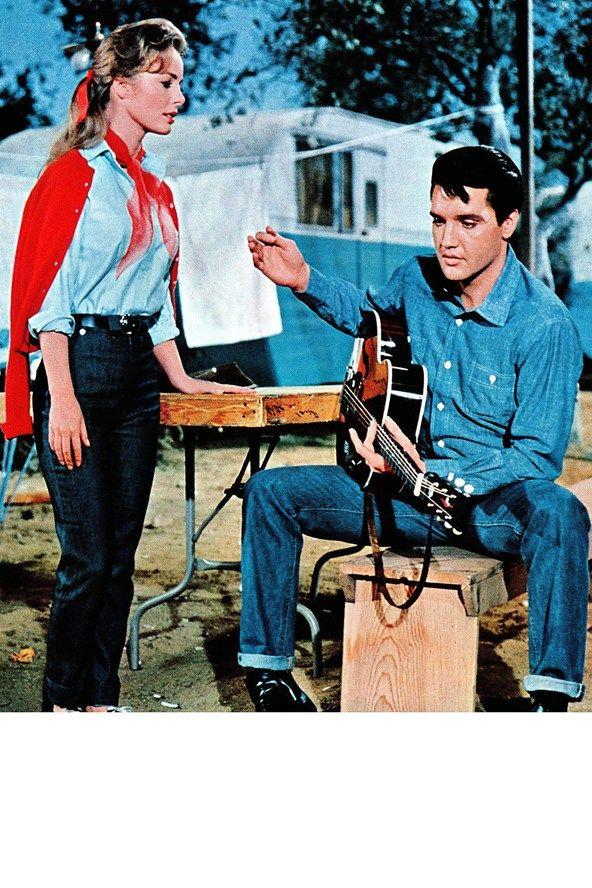 Elvis Presley | elvis blue moon by Jules Van Hellemont | Pinterest | Elvis presley