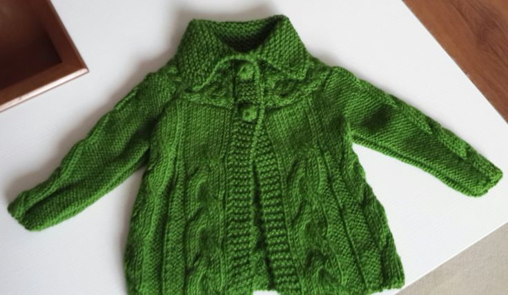Hand Knitted/Baby Wool/Hoodie Cardigan/Jacket,duffel Coat/baby coats/girls jacket/baby shower gift/winter outfit/princess coats/clothes/girl by NORTHsKNITTINGs on Etsy https://www.etsy.com/listing/223171908/hand-knittedbaby-woolhoodie