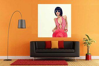 exemplu tablou decor sufragerie