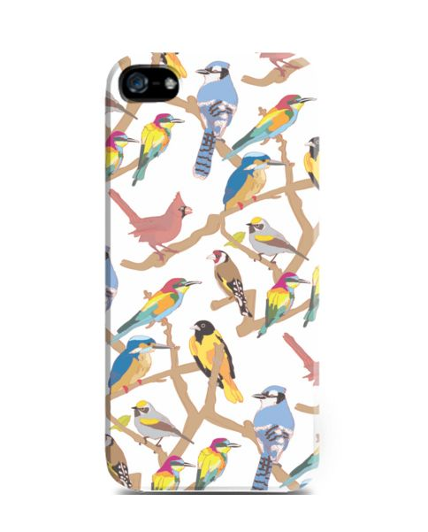 Birdie iPhone 5/5s case by dc's (danesh&cleo;'s). White base case with detail print of birds, this case made from plastic that will protect your case from dust and wont scratch your phone. This case also available for iPhone 4, 4s, 5c, Samsung Galaxy Note 2, 3, Samsung Galaxy S3, S4, S5, Samsung Galaxy Grand, Xioami Redmi.  http://zocko.it/LE59H