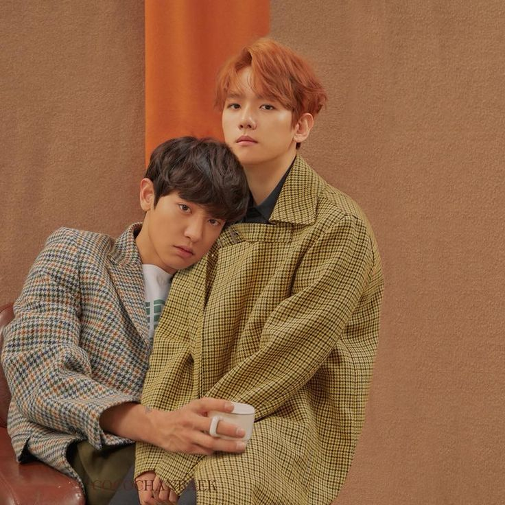 Chanbaek #EXO #Cafe_universe