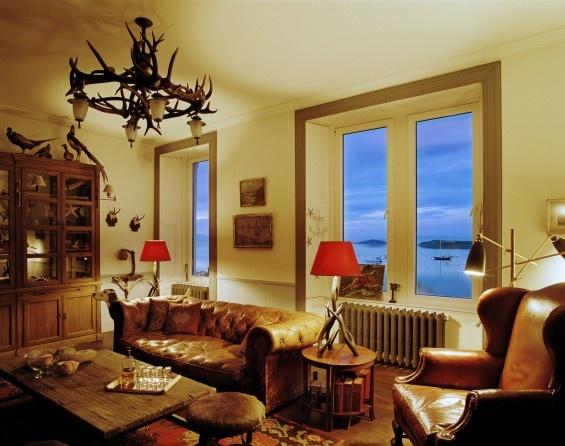 Jura Lodge. Isle of Jura, Scotland