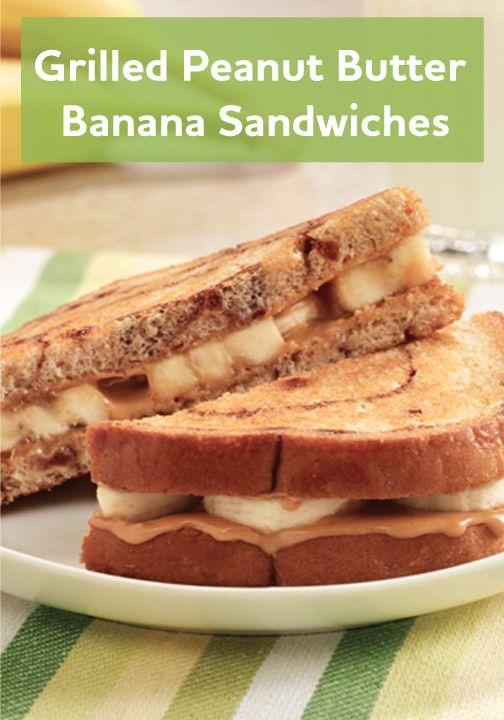 25+ beste ideeën over Banana sandwich op Pinterest ...