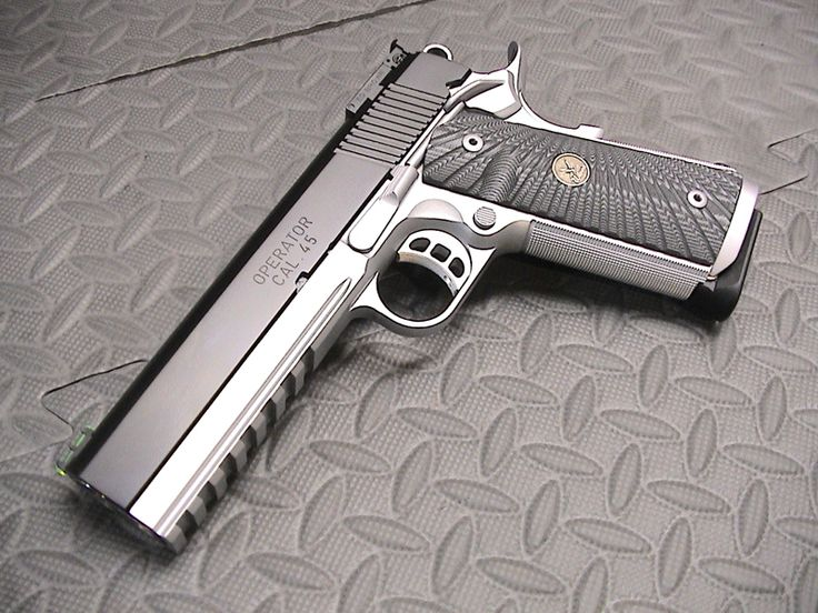 Benchmark Precision Custom Springfield Operator 1911