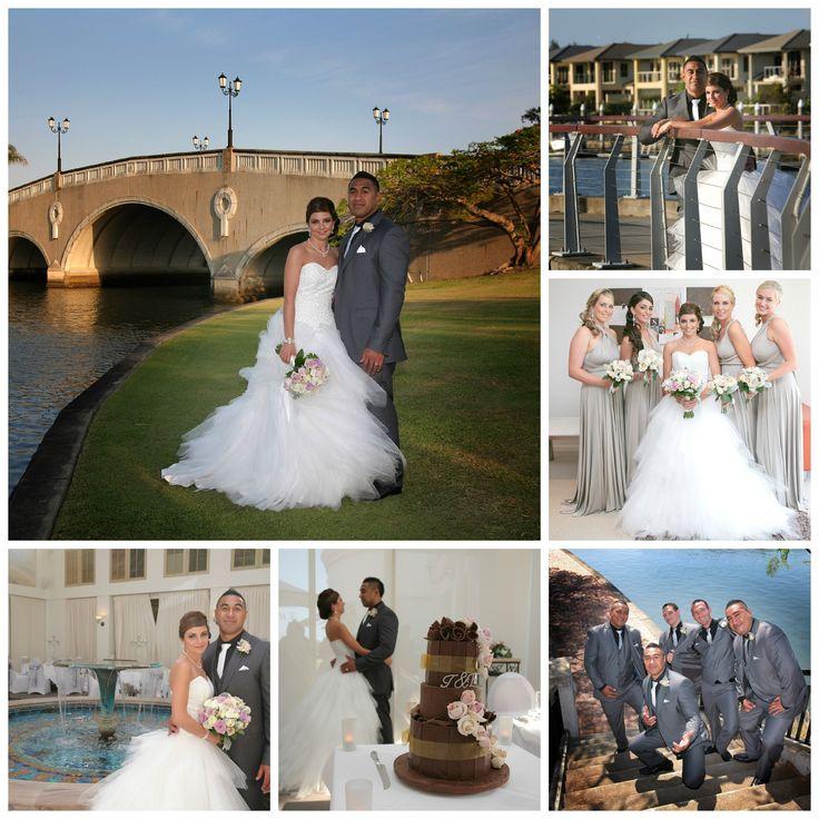 Iese Wedding @ Links Hope Island 16 November 2012