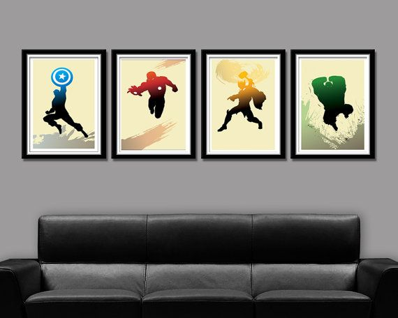 8 best images about super hero room on pinterest pottery for X men room decorations
