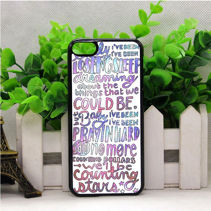ONE REPUBLIC LYRIC COVER IPOD TOUCH 6