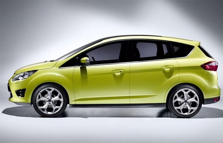 2013 Ford C MAX Hybrid - great wheels, plug in hybrid coming