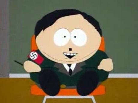 Эпизод 101 - Картман и Анальный зонд Cartman and an Anal Probe
