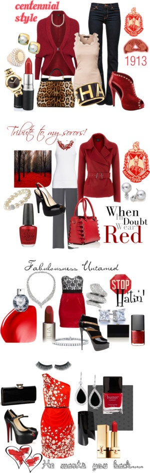 """""""Delta """"Diva"""" Collection"""" by shendriethbrown on Polyvore"""