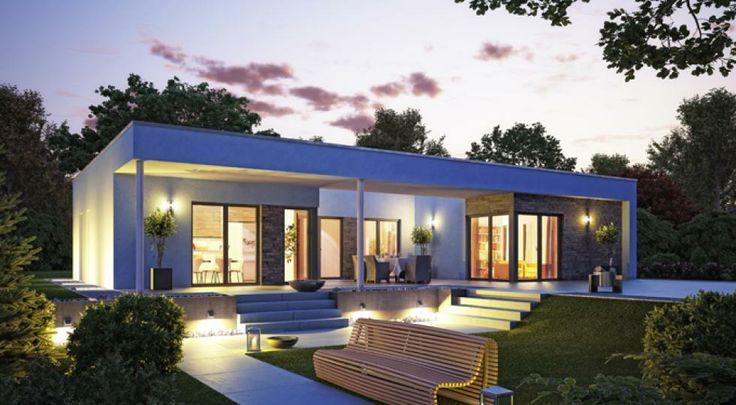 7 best fertighaus images on pinterest architecture for Fertighaus u form