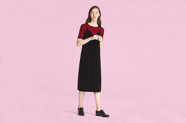 The $20 Uniqlo Dress 'Glamour' Staffers Can't Resist