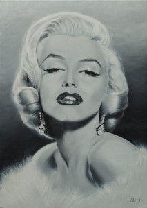 Miss Monroe by Paul J