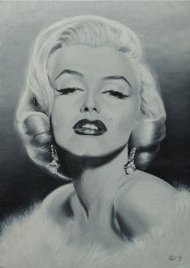 Miss Monroe by Paul J