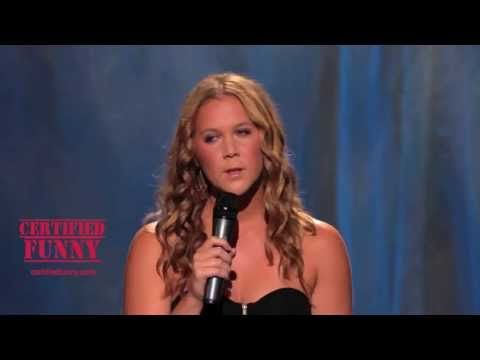 Certified Funny - Amy Schumer - I'm not shallow, I'm REALLY pretty - YouTube