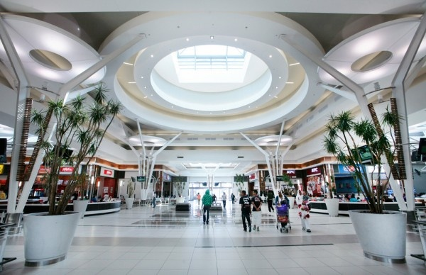 Liberty Promenade in Mitchells Plain, Cape Town, South Africa by Vivid Archtiects - refurbishment and extension of an existing shopping centre to 60,000sqm on a 22.9 hectare site