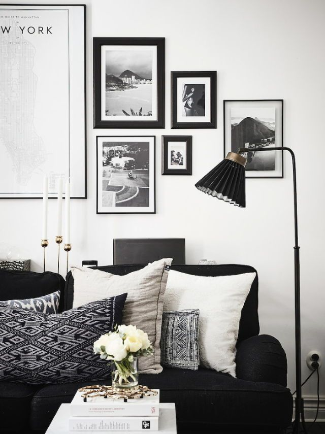 Best 10+ Monochrome interior ideas on Pinterest | Hairpin table ...
