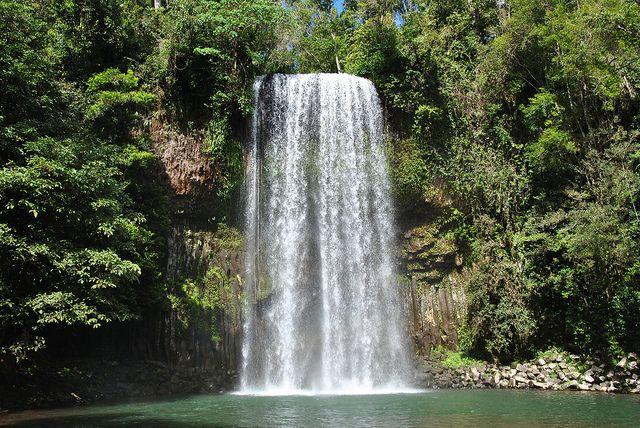 cairns milla milla falls