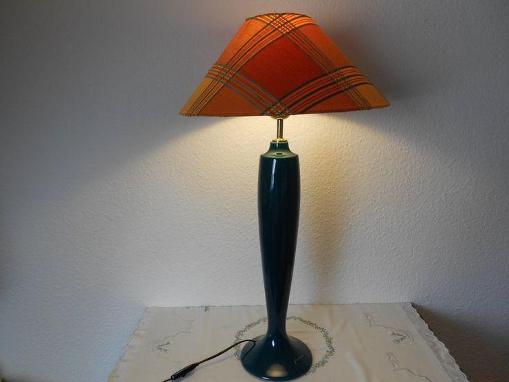 Tischlampe 80er von Guckmalrein auf DaWanda.com