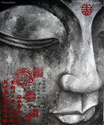 141 best modern buddha images on wisdom buddha and buddha painting