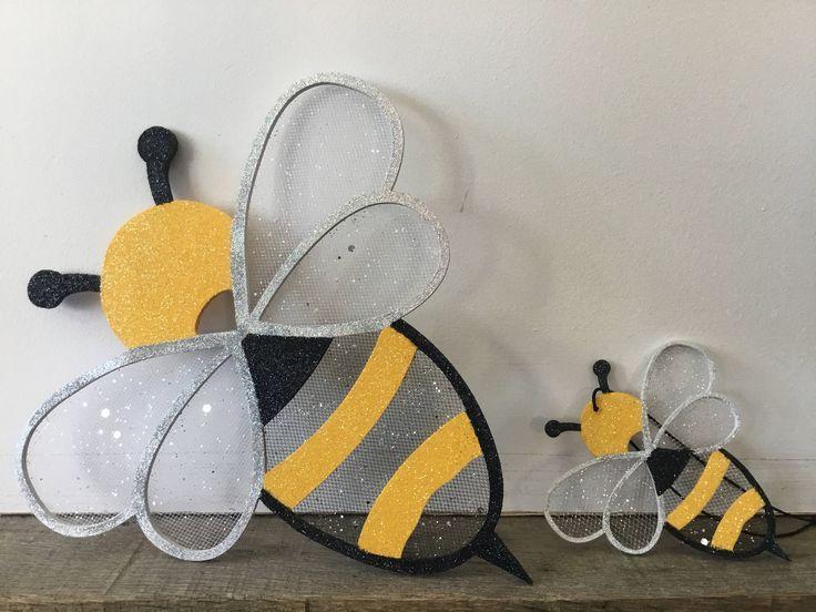Die Besten 25 Bumble Bee Decorations Ideen Auf Pinterest
