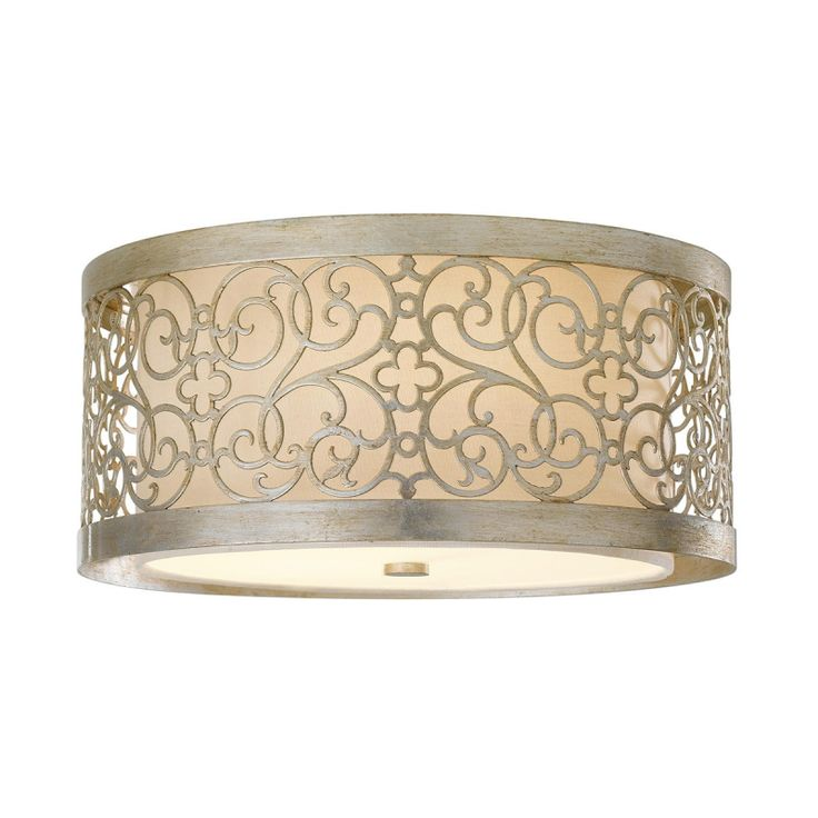 Arabesque Flush - Elstead Lighting - Netlighting Ltd
