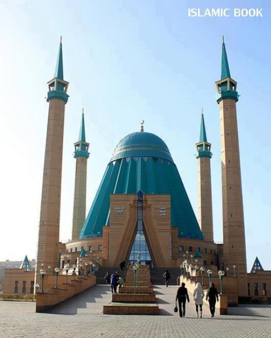 Masjid From Pavlodar, Kazakhstan