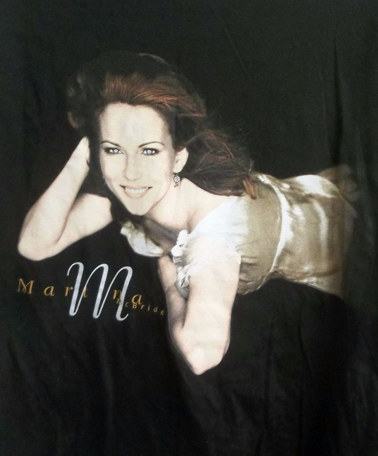 Martina McBride Concert Tour T-Shirt Adult 2XL XX-Large